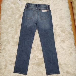Joe's The Milla high rise straight ankle jeans